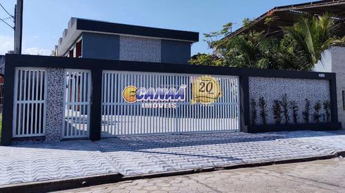 Sobrado Em Condomínio Com Quintal Privativo 204.000 Ref. 8181 - V8181