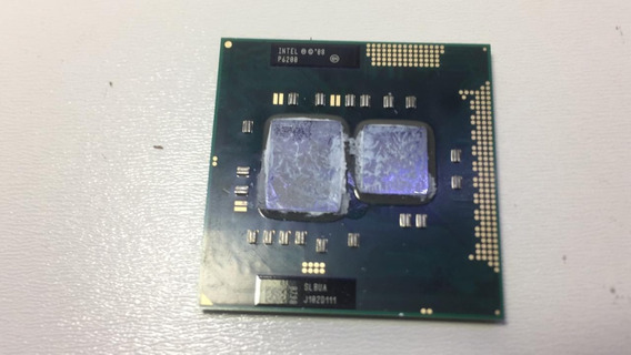 Processador Intel Pentium Dual Core P6200 2.13/3m/667 Slbua