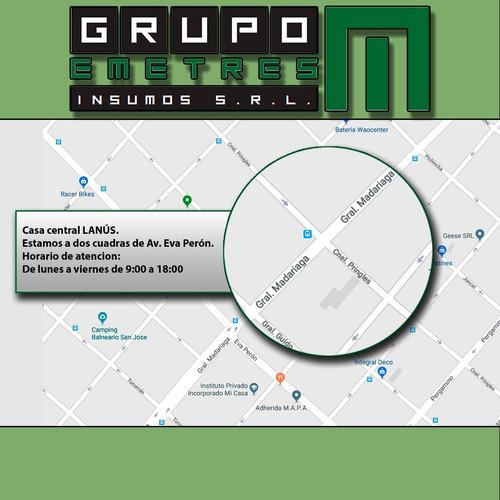 Nrpfell Neum/ático de Goma de Agarre de Barro 2,2 Neum/áticos de Rueda 125X46Mm para 1//10 RC Crawler Trx4 Trx6 Axial Scx10 90046