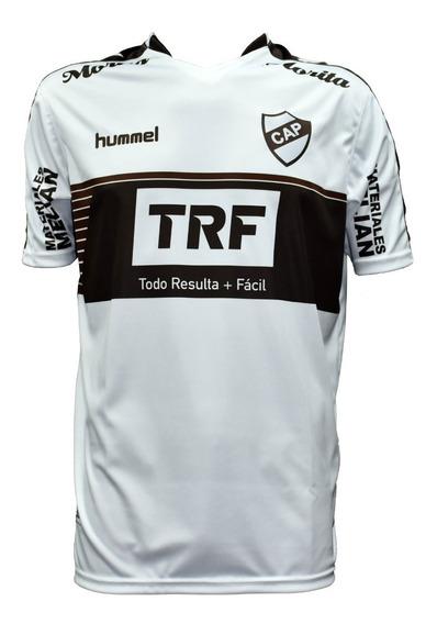 Camiseta Titular Platense De Niño 2019 Hummel Rc Deportes