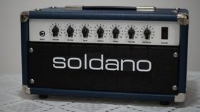 Amplificador Valvulado Soldano Astroverb