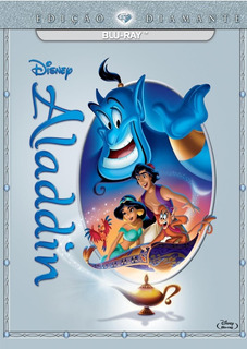 Aladdin - Edição Diamante - Blu-ray