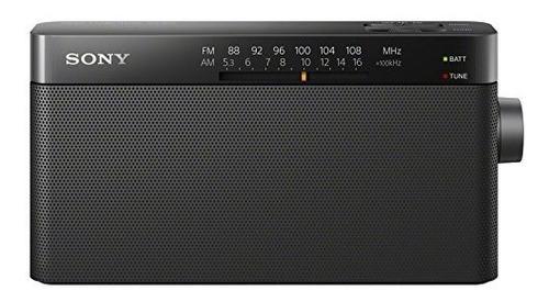 Sony Icf-306 Radio Portátil Am / Fm