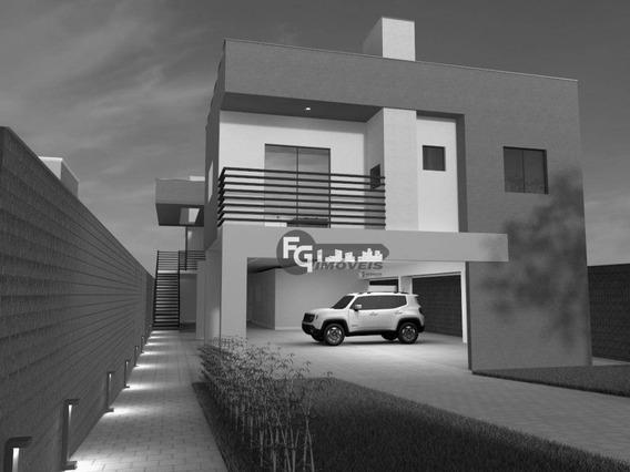 Apartamento Com 2 Dormitórios À Venda, 54 M² Por R$ 139.900 - Santa Terezinha - Fazenda Rio Grande/pr - Ap0617