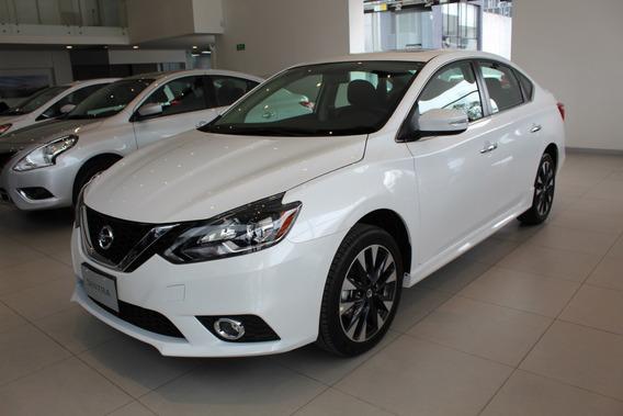 Nissan Sentra Sr, Motor 1.8 Modelo 2020, Blanco 5 Puertas