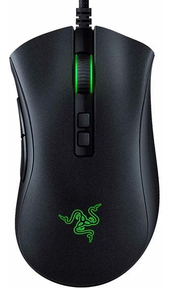 Nuevo Mouse Gamer Razer Deathadder V2 20k Optico 82grs Full