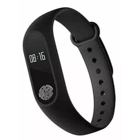 Smartband M2 Touch Pulseira Inteligente Android Ios.