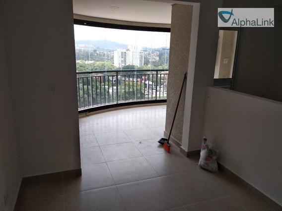 Apartamento Com 2 Dormitórios Com 2 Vagas No Bellagio, Alphaville - Ap1172