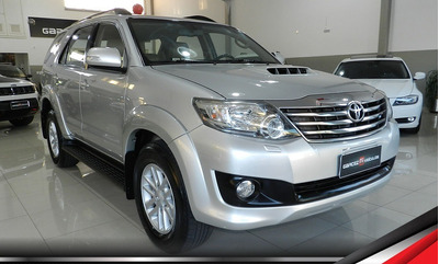 Toyota Hilux Sw4 Srv 3.0 Turbo Diesel 5 Lugares Lacrada