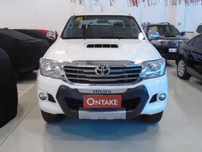 Toyota Hilux 3.0 Srv Cab. Dupla 4x4 Aut. 4p Ontake 5350