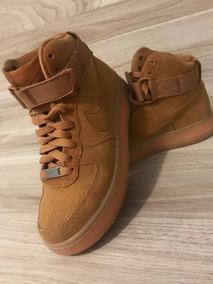 Tênis Nike Air Force 1 Caramelo