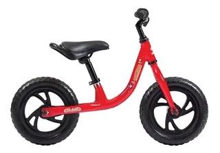 Bicicleta De Aprendizaje Olmo Circus Rodado 12 Lh Confort