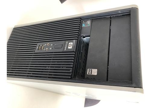 Desktop Hp Compaq Microtower