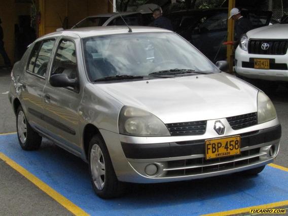 Renault Symbol Mt 1400 Cc