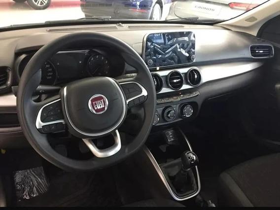 Fiat Cronos Siena 0km Financiado Tasa Fija Plan Nacional V*