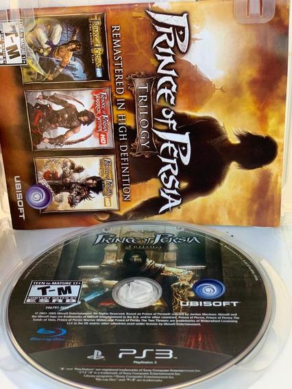 Prince Of Persia Trilogy - Ps3 - Usado- Pronta Entrega