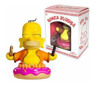 Los Simpsons Homero Buddha Homer Kidrobot Original Vinyl