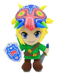 Juguete Peluche Link The Legend Of Zelda Majoras Mask