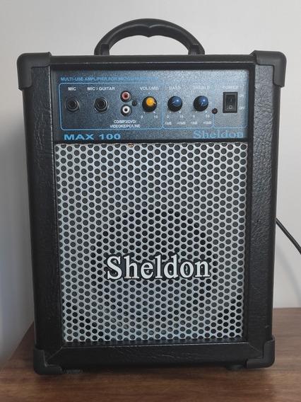 Caixa Amplificadora Sheldon Max100