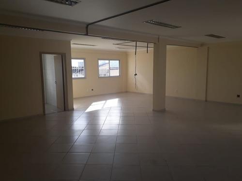 Aluga Se Sala Comercial 180/m2 - Manoel Plaza - Dni1706