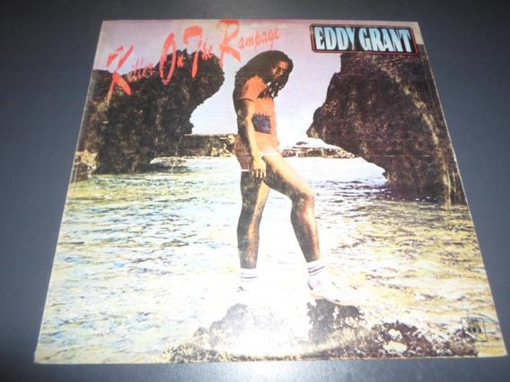 Eddy Grant - Killer On The Rampage * Disco De Vinilo