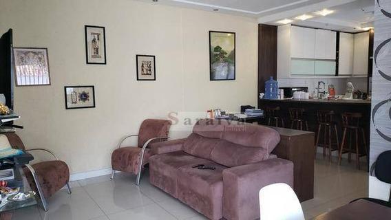 Casa Com 1 Dormitório À Venda, 87 M² Por R$ 350.000,00 - São José - São Caetano Do Sul/sp - Ca0654