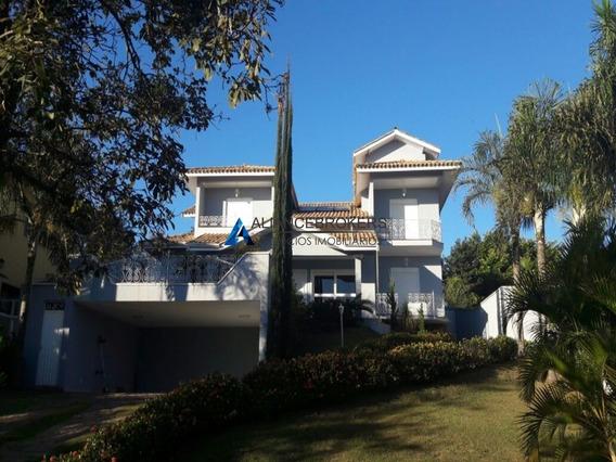 Casa Alto Padrão 408 M², 4 Dormitórios (1 Suíte) No Quartier Les Residence. - Ca01908 - 67861571