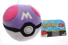Pelúcia Pokémon Master Ball 12,5cm - Tomy