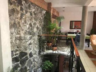 Hermosa Casa En Venta En Magdalena Contreras