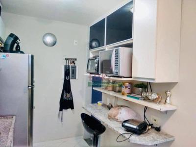 Apartamento Com 3 Dormitórios À Venda Por R$ 235.000 - Riacho Grande - Tremembé/sp - Ap2496