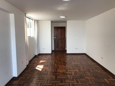 Alquiler Departamento En San Borja