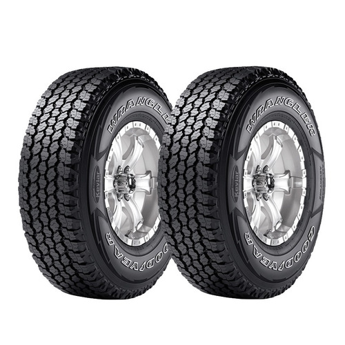Kit 2 Neumáticos Goodyear Wrangler At 265/75 R16 123r