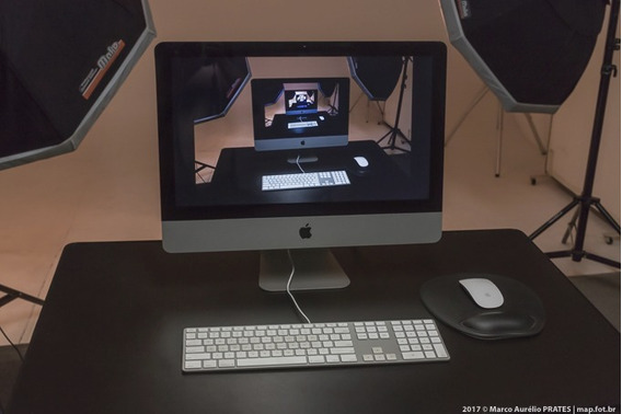 iMac 21.5 Pol. Mid 2010 + Tecl. Alfanumérico + Magic Mouse