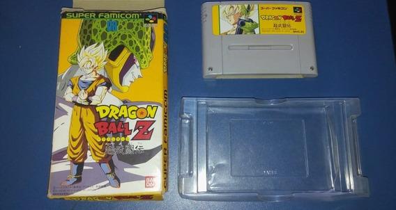 Dragon Ball Z Super Butouden Original + Caixa E Berço