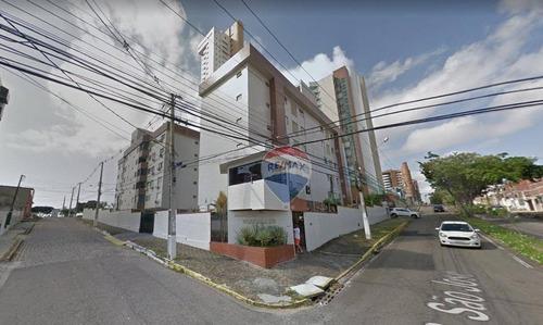Apartamento No Cond Versalles Com 3 Dormitórios À Venda, 138 M² - Lagoa Nova - Natal/rn. - Ap0074
