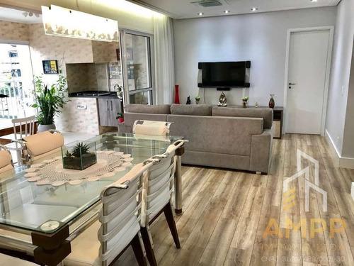 Imagem 1 de 14 de Apartamentos - Residencial - Condomínio Space Anália Franco              - 614