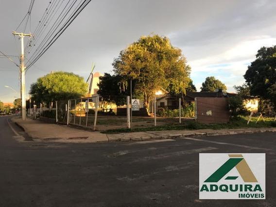 Terreno Em Rua - 4383-v