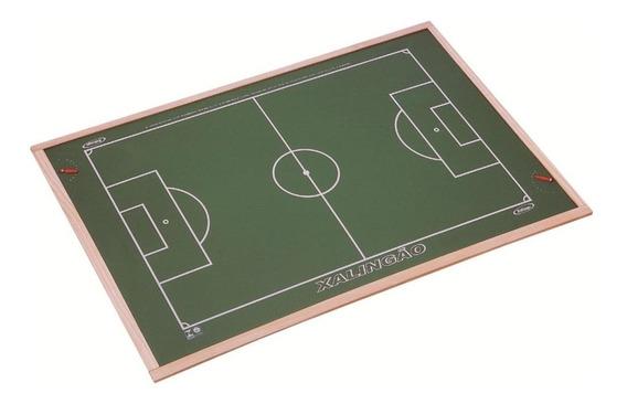 Mesa Jogo Futebol De Botão Com 2 Marcadores - Xalingo