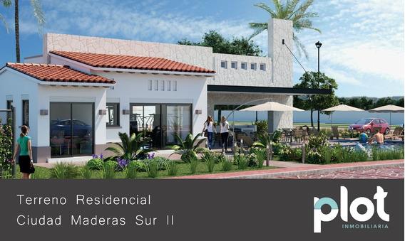 Traspaso Terreno Residencial Ciudad Maderas Sur Ii