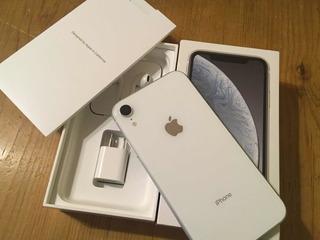 iPhone Xr 64g Sin Cuenta Icloud