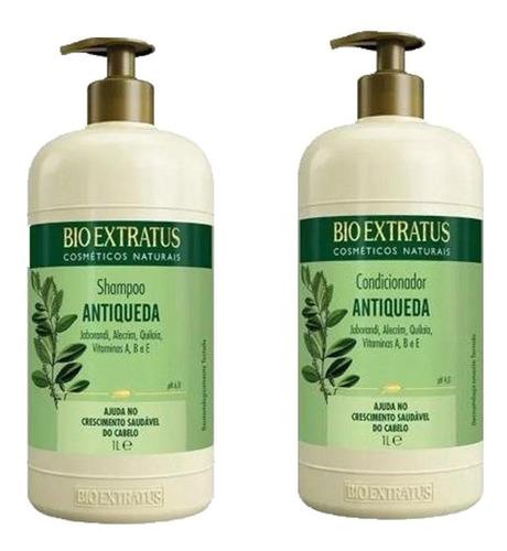 Kit Bio Extratus Jaborandi Shampoo 1l E Condicionador 1l