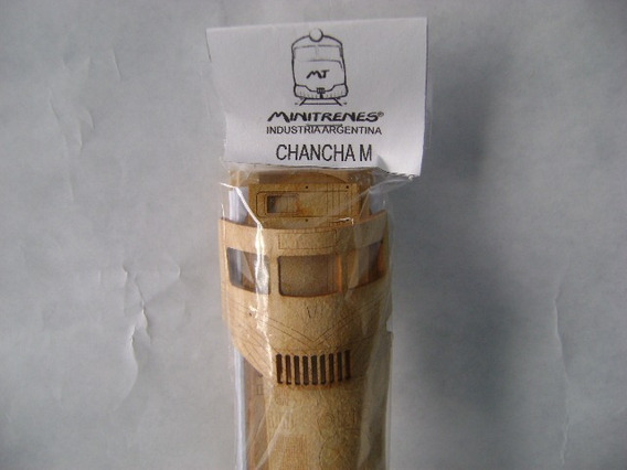 Nico Chancha Fiat Furgon Chico Kit Fibrofacil H0 (mnt 01)