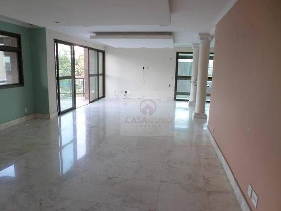 Apartamento Residencial À Venda, Serra, Belo Horizonte. - Ap0092