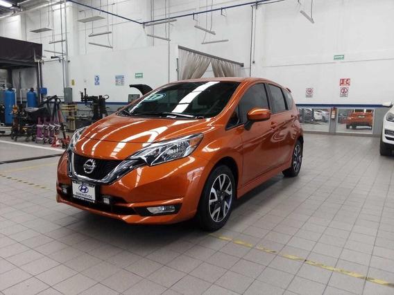Nissan Note 1.6 Sr At Cvt 2017 Somos Agencia!! Credito!!
