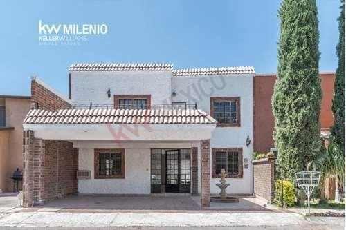 Casa En Venta, Fraccionamiento Rincón Del Pedregal, Gómez Palacio, Durango