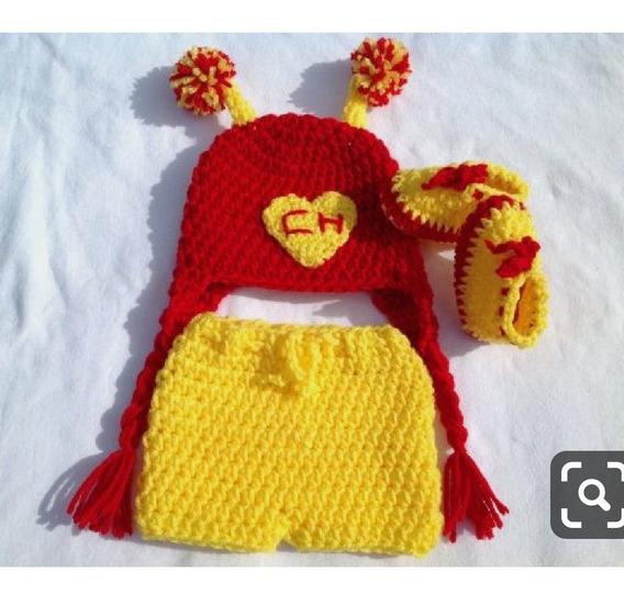 Chapolin De Croche (0 A 12 Meses)