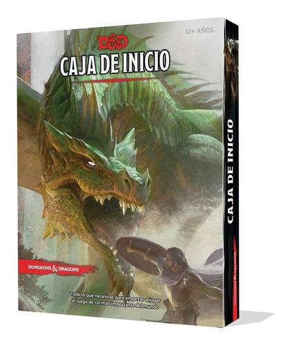Dungeons & Dragons Starter Set Caja De Inicio - Español !!