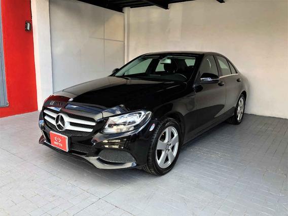 Mercedes-benz Clase C 4p C 180 L4/1.6/t Aut
