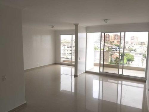 Imagen 1 de 14 de Apartamento En Venta El Tabor Barranquilla