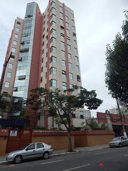 Sala Para Alugar, 125 M² Por R$ 2.600/mês - Centro - São Bernardo Do Campo/sp - Sa0491
